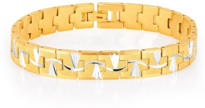 Sukkhi Alloy Yellow Gold, Rhodium Bracelet at flipkart