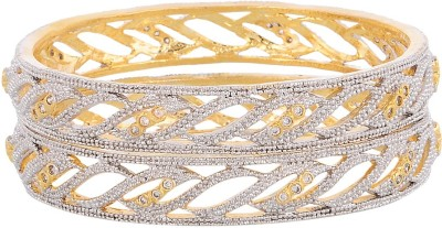 PCHALK Alloy Bangle Set(Pack of 2) at flipkart