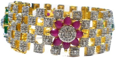 Rejewel Alloy Gold-plated Kada at flipkart