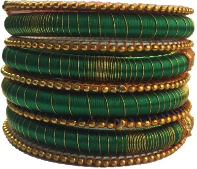 Kuhuk Plastic Bangle Set(Pack of 9) at flipkart