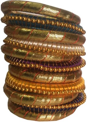 Kuhuk Plastic Bangle Set(Pack of 11) at flipkart