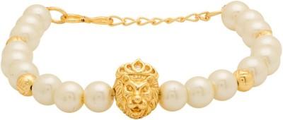 Dare for Voylla Alloy Rhodium Bracelet at flipkart