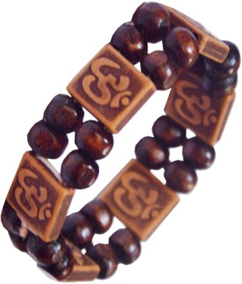 Men Style Wood Bracelet at flipkart