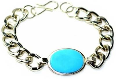 Bajya Alloy Turquoise Bracelet at flipkart