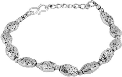 Voylla Alloy Silver Bracelet  available at flipkart for Rs.139