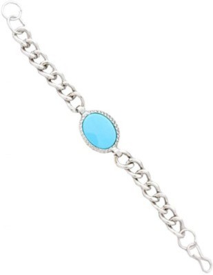 Khushal Steel Bracelet at flipkart
