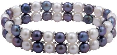 DD Pearls Mother of Pearl Pearl Bracelet at flipkart
