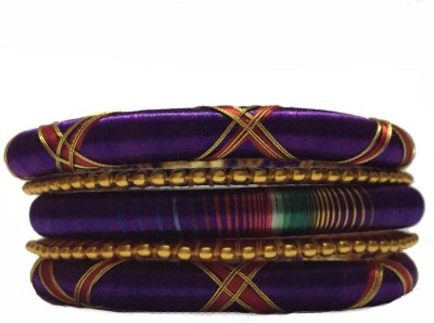 Kuhuk Plastic Bangle Set(Pack of 5) at flipkart