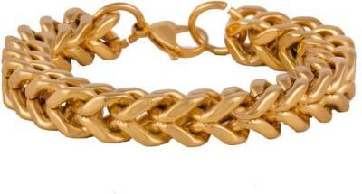 Anvi Jewellers Brass Gold-plated Bracelet