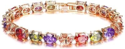 Jewels Galaxy Alloy Bracelet at flipkart