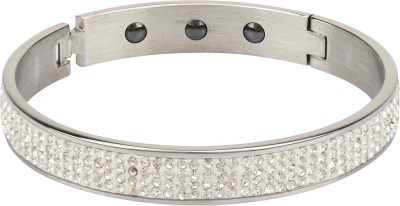 Vaishnavi Stainless Steel Bangle at flipkart