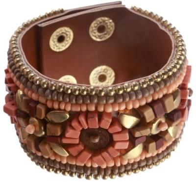 Blueberry Leather Bracelet at flipkart