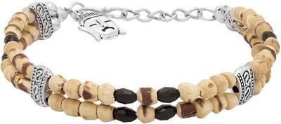 Dare for Voylla Alloy Silver Bracelet at flipkart
