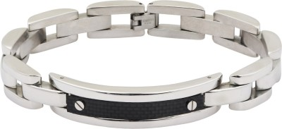 Vaishnavi Stainless Steel Bracelet at flipkart