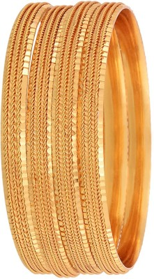 Zeneme Alloy Bangle Set(Pack of 4) at flipkart