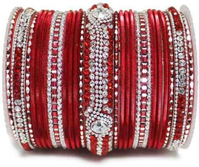 Leshya Brass Brass Bangle Set(Pack of 25) at flipkart