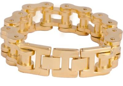 Avn Jewellers Brass Rhodium Bracelet at flipkart