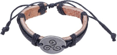 Ayesha Leather Bracelet at flipkart