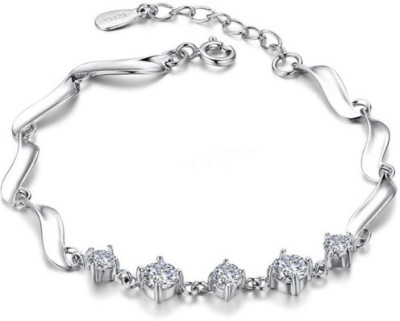 Silver Shoppee Sterling Silver Kada Best Price In India