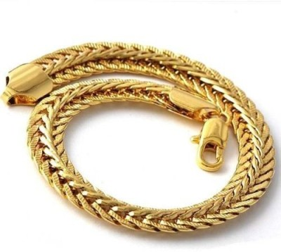 Anvi Jewellers Metal Yellow Gold Bracelet at flipkart