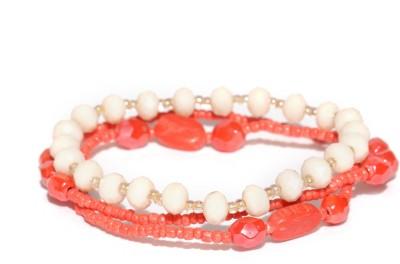Kook N Keech Plastic Enamel Bracelet Set(Pack of 3) at flipkart