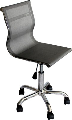Mavi Metal Bar Chair(Finish Color - Silver)