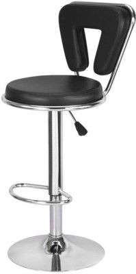 Exclusive Furniture Metal Bar Stool(Finish Color - Black)