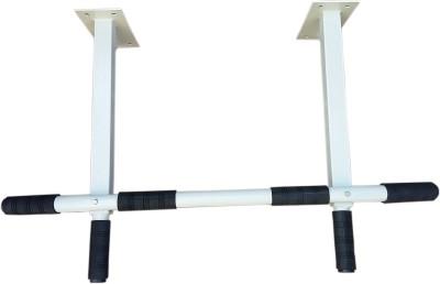 Mh Jim Equipments Pull Up Bar Chain Up Bar Pull up Bar White, Black Mh Jim Equipments Bars