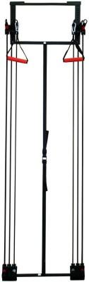Kobo DOOR GYM 200 POWER TOWER FULL BODY GYM EXERCISE  IMPORTED  Pull up Bar Red, Black Kobo Bars