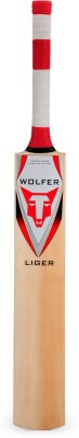 Wolfer Liger Kashmir Willow Cricket  Bat(1000-1300 g)