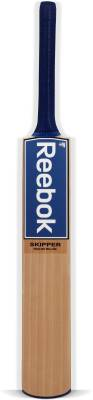Reebok Skipper English Willow Cricket  Bat (Long Handle, 1000 - 1250 g)
