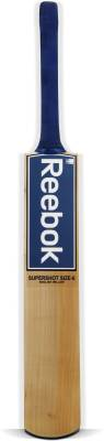 Reebok Super Shot English Willow Cricket Bat