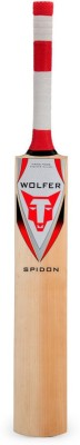Wolfer Spidon Kashmir Willow Cricket  Bat(1000-1300 g)