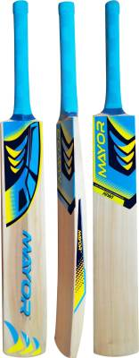 Mayor Kiwi Kashmir Willow Cricket  Bat