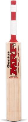Mrf Genius Sikhar Dhawan Players Special English Willow Cricket  Bat(Long Handle, 1100-1300 g) at flipkart