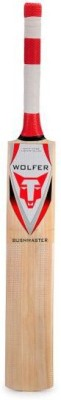 Wolfer Bushmaster Kashmir Willow Cricket  Bat(1000-1300 g)