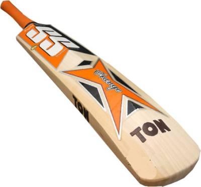 SS Ton Orange English Willow Cricket Bat