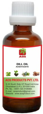 AOS Products 100% Pure and Natural Dill Oil(100 ml)