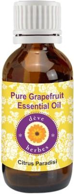 DVe Herbes Pure Grapefruit Essential Oil (15ml)-Citrus Paradisi(15 ml)