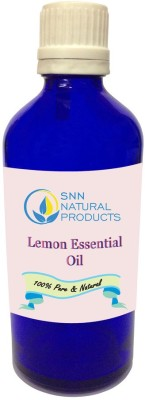 SNN Natural Products Lemon Essential Oil - (Citrus limonum)(5 ml)