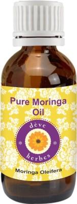 DVe Herbes Pure Moringa Oil - Moringa Oleifera(15 ml)
