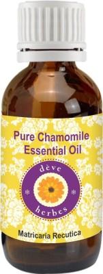 DVe Herbes Pure Chamomile Essential Oil (5ml) - Matricaria Recutica(5 ml)