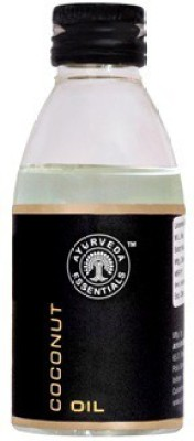 Ayurveda Essentials 100% Pure, Virgin (Cold Pressed) Coconut Oil(100 ml)  available at flipkart for Rs.150