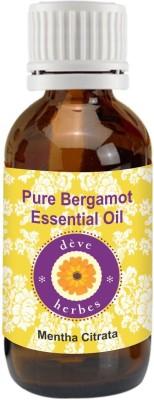 DVe Herbes Pure Bergamot Essential Oil (30ml) - Mentha Citrata(30 ml)