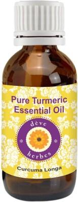 DVe Herbes Pure Turmeric Essential Oil - Curcuma Longa - 30ml(30 ml)