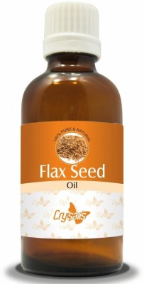 Crysalis Flax Seed Oil(15 ml)  available at flipkart for Rs.139