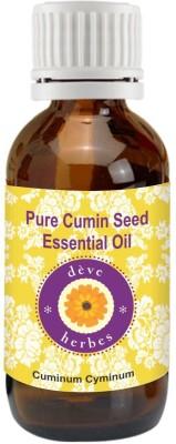 DVe Herbes Pure Cumin Seed Essential Oil - Cuminum Cymunu(15 ml)