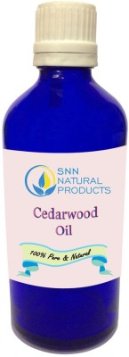 SNN Natural Products Cedarwood Essential Oil - (Cedrus deodara)(15 ml)