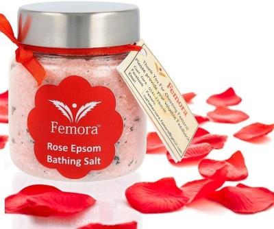 femora Natural Bathing Epsom Salt, Rose(1000 g)
