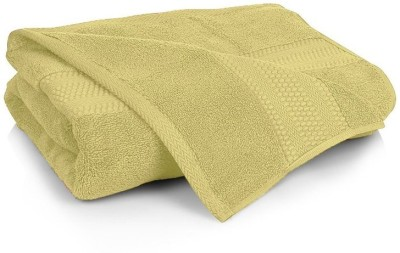 Bombay Dyeing Cotton Bath Towel(Green)